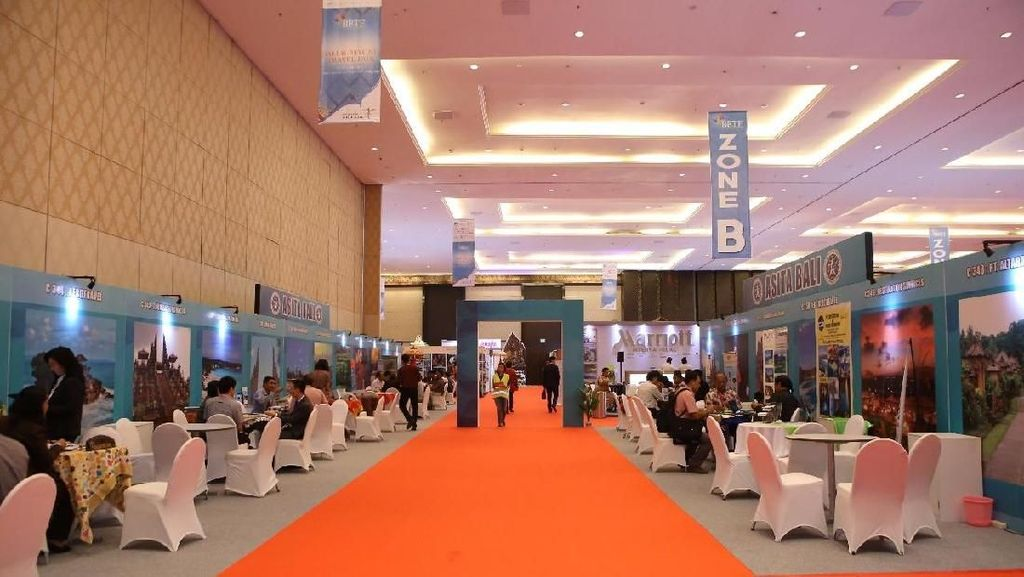 Bali & Beyond Travel Fair 2018 Bidik Transaksi Rp 7,8 Triliun