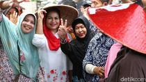 Didukung Relawan Jokowi, Puti: Makin Perkuat Kerja Partai