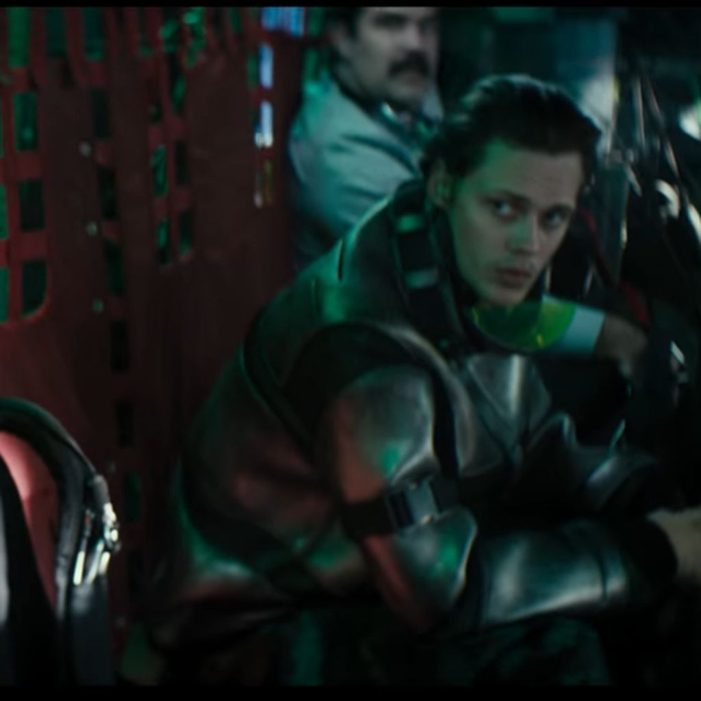 Bill Skarsgard Bintangi Deadpool 2, Perannya Masih Misterius
