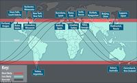 Tiangong-1 Hantam Bumi Pada 3 April, Di Mana Lokasinya?
