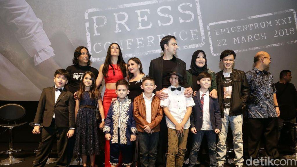 Danur 2: Maddah Gelar Gala Premiere Horor dan Mencekam