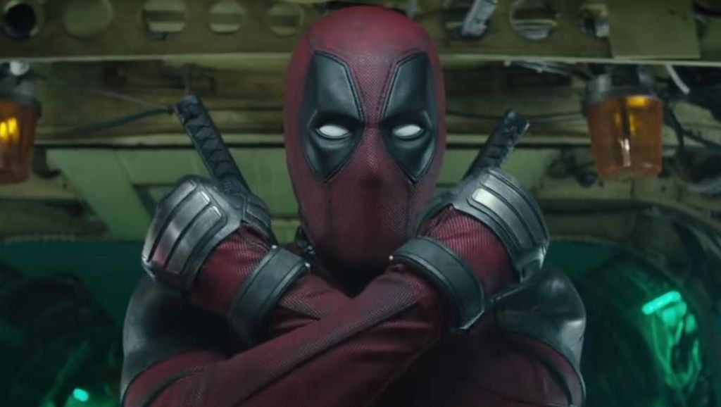 X-Force Deadpool Tak Original, Sindir X-Men