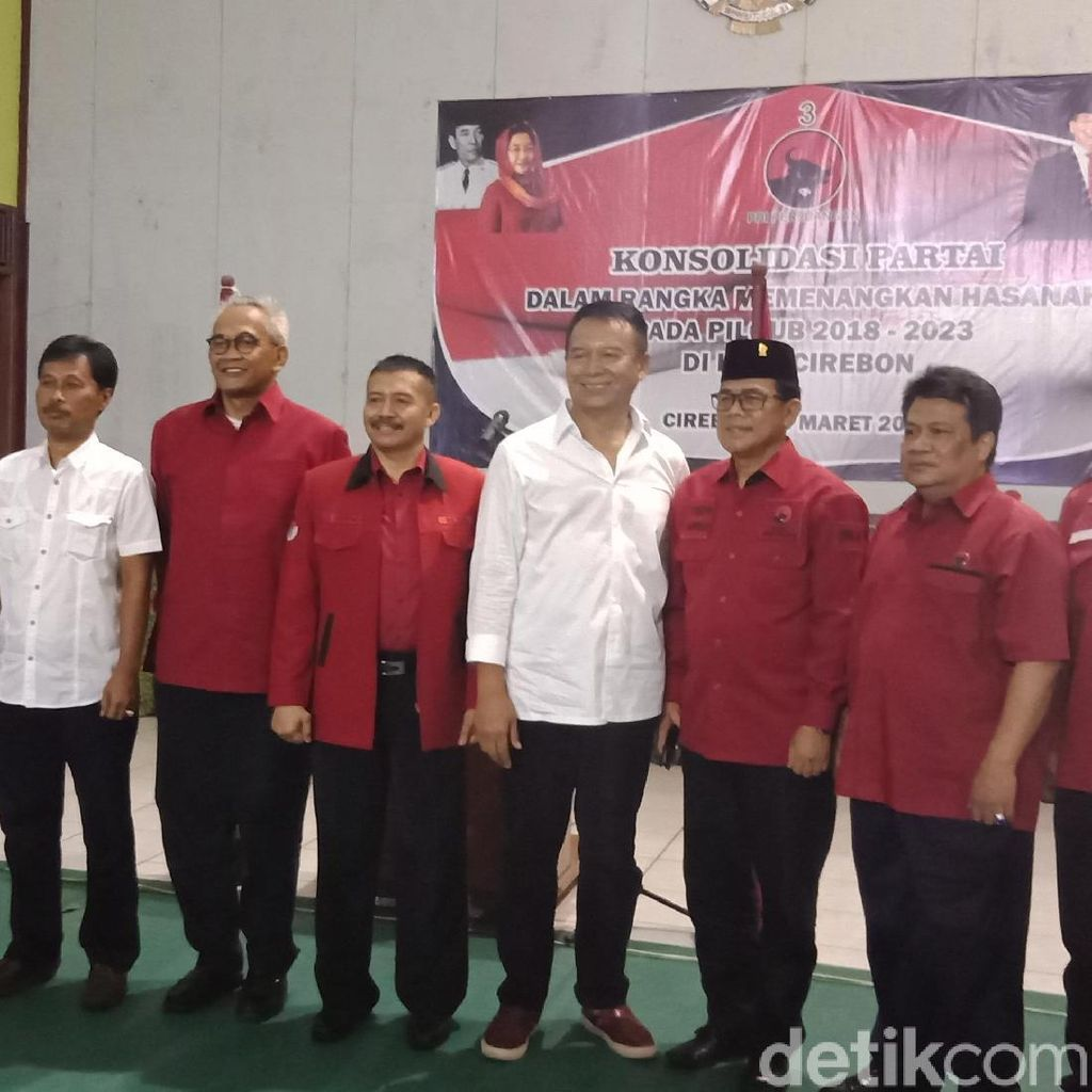 Hasil Survei Paling Buncit, TB Hasanuddin Tetap Optimistis