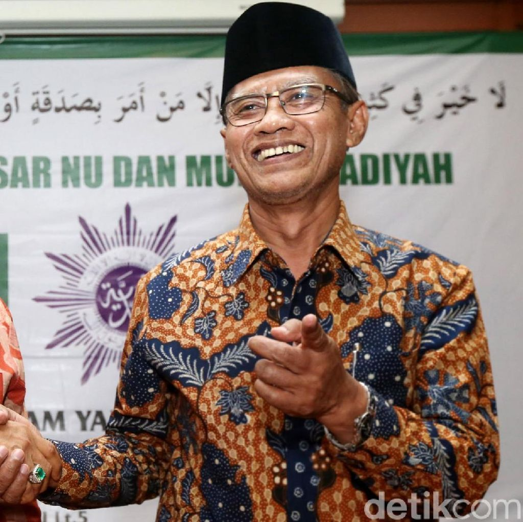PBNU dan Muhammadiyah Tegaskan NKRI Tak akan Bubar