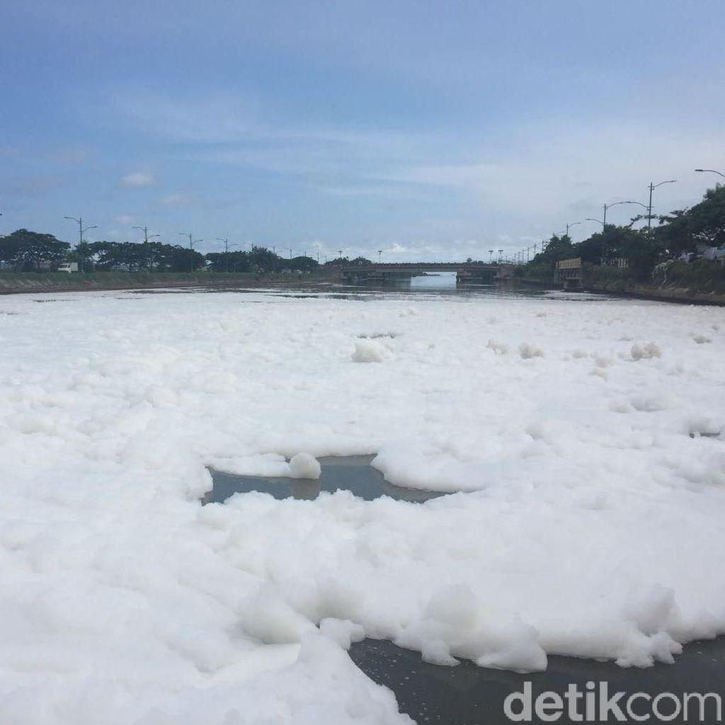 Anies: Lautan Busa di KBT Marunda Lagi Diperiksa
