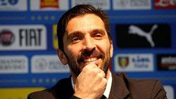 Buffon Balas Kritik tentang Pemanggilannya ke Timnas Italia