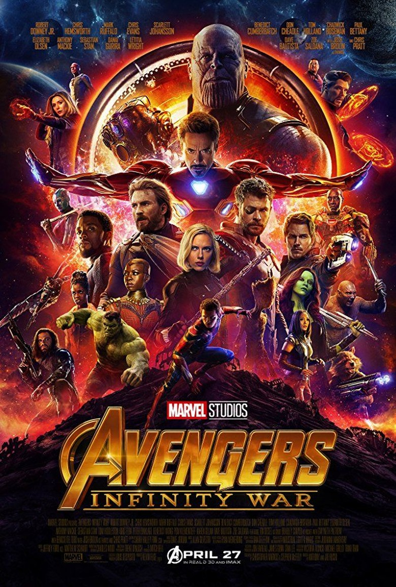 Kemesraan Stephen Strange dan Tony Stark di Avangers Infinity War