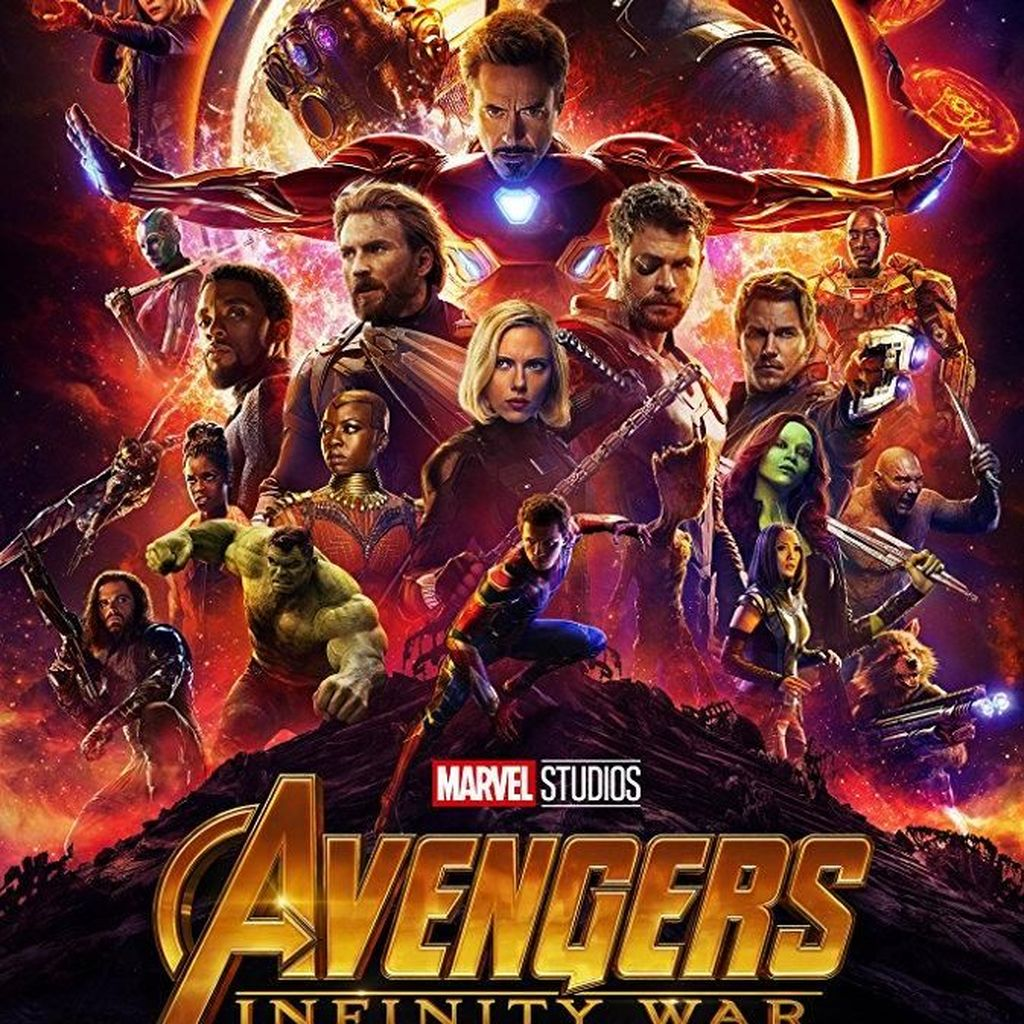 Hot Review Episode Perdana Bahas Avengers: Infinity War