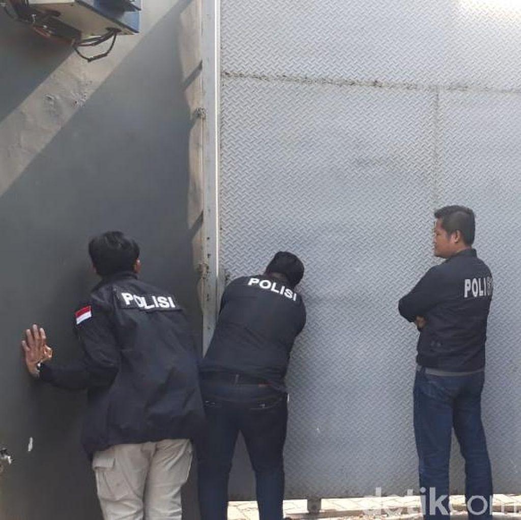 Bareskrim Geledah PT KH Terkait Kasus Perdagangan Orang