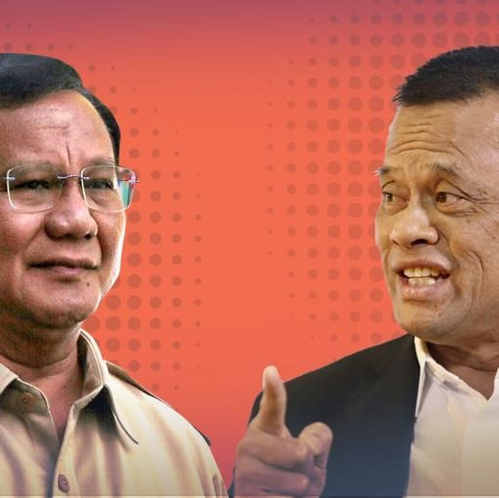 Jenderal Gatot Blak-blakan Cerita Pertemuannya dengan Prabowo