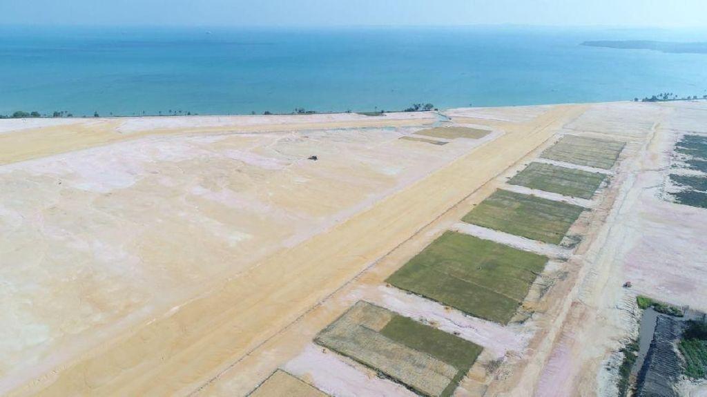 Ini Perkembangan Pembangunan Bandara Bintan Baru