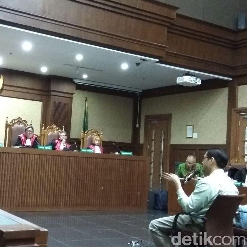 Jaksa Tanya Kepala IGD: Saat Masuk RS, Kepala Novanto Benjol?