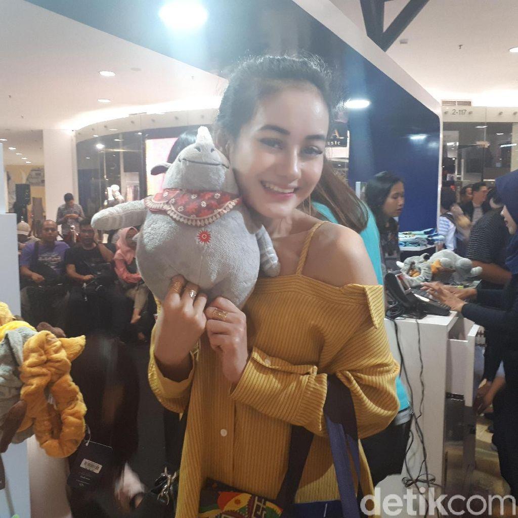 Dinda Hauw Tak Sabar Saksikan Asian Games
