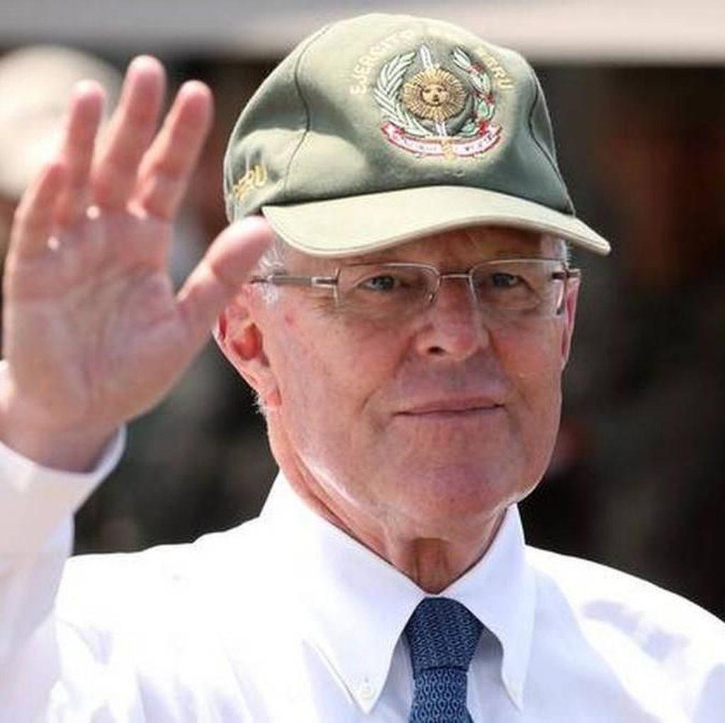 Pedro Pablo Kuczyncki, Presiden Peru yang Putuskan Mundur