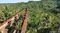 Susuri Jejak Kereta Api Banjar-Pangandaran Peninggalan Belanda