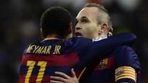Iniesta: Neymar Lebih Mungkin Gabung Madrid daripada Kembali ke Barca