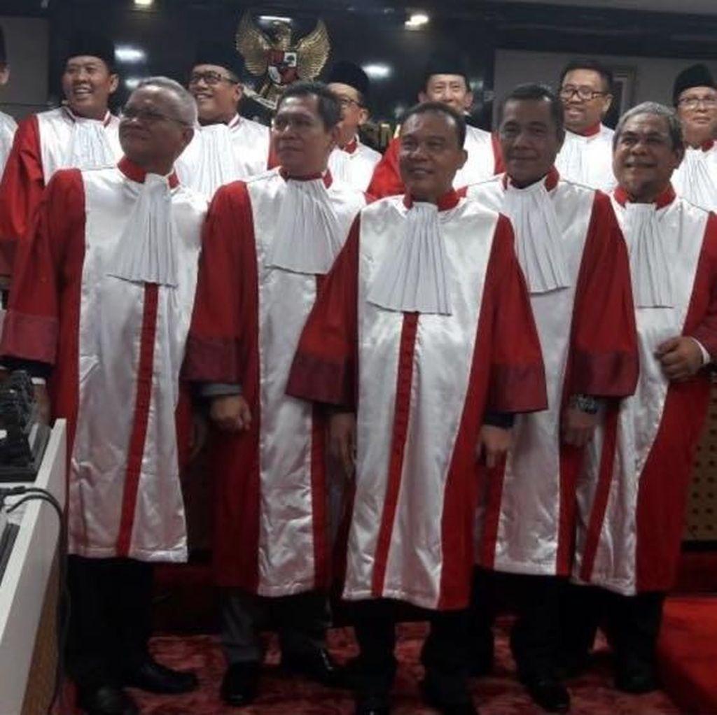 PKS Kembali, Ini Formasi Baru Pimpinan MKD DPR
