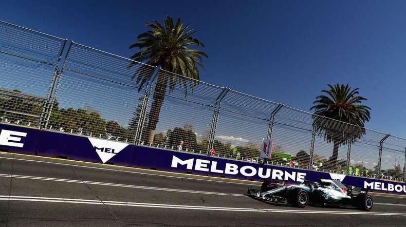 Hamilton Masih Tercepat, Ungguli Verstappen
