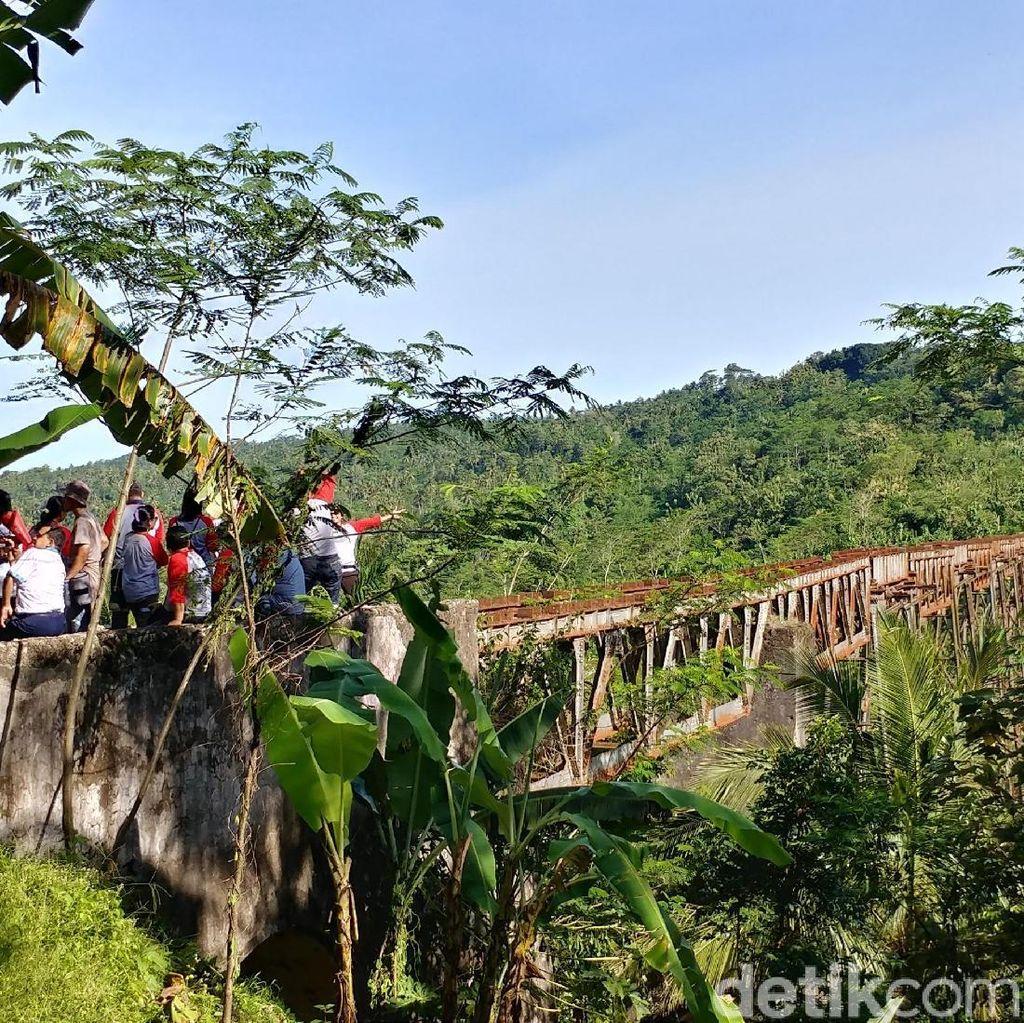 Berpotensi, Pemkab Berharap Kereta Banjar-Pangandaran Diaktivasi