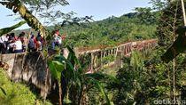 Pemerintah Berharap Jalur Kereta Banjar-Pangandaran Diaktivasi
