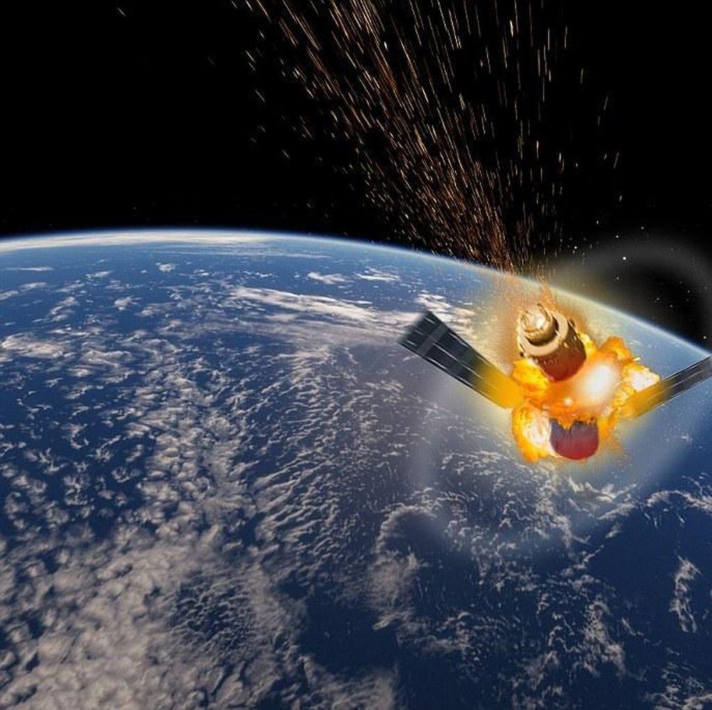 Satelit China Jatuh ke Indonesia, LAPAN Angkat Bicara