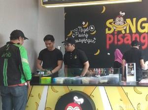 Hari Ini Kaesang Pangarep Mulai Jualan Sang Pisang di Surabaya