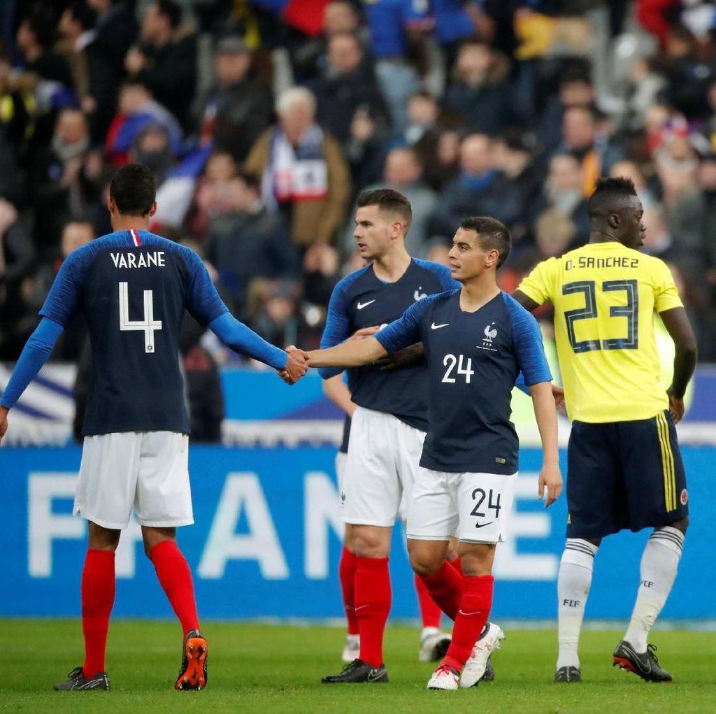 Deschamps: Kolombia Beri Pelajaran pada Prancis