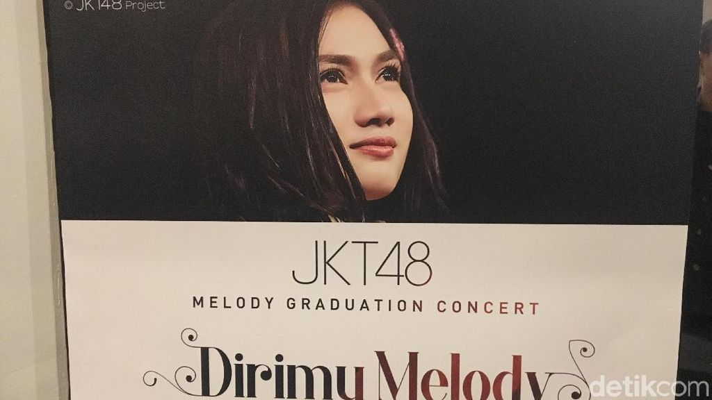 Konser Terakhir Melody Bareng JKT48, Wota Siap Ditinggal Nggak Nih?