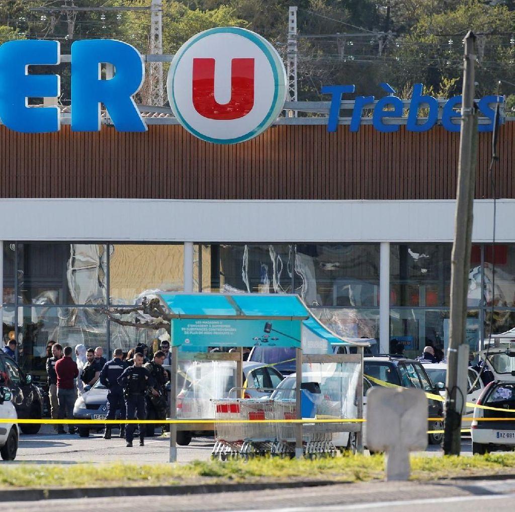 Prancis Cek Keterlibatan ISIS di Kasus Penyanderaan Supermarket