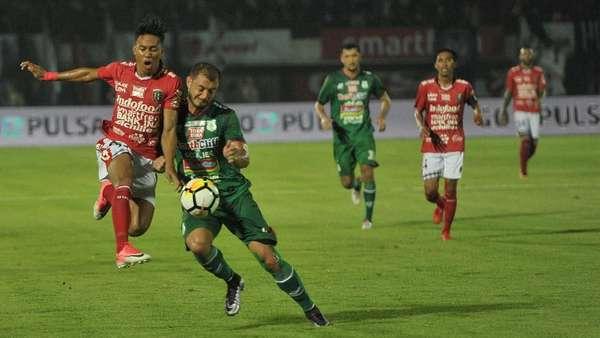 Gol Tunggal Lilipaly Bawa Bali United Menang atas PSMS