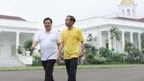 PDIP: Airlangga Masuk Daftar Panjang Cawapres Jokowi