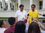 Airlangga Cocok Jadi Cawapres? Jokowi: Lihat Sendiri Saja Ini