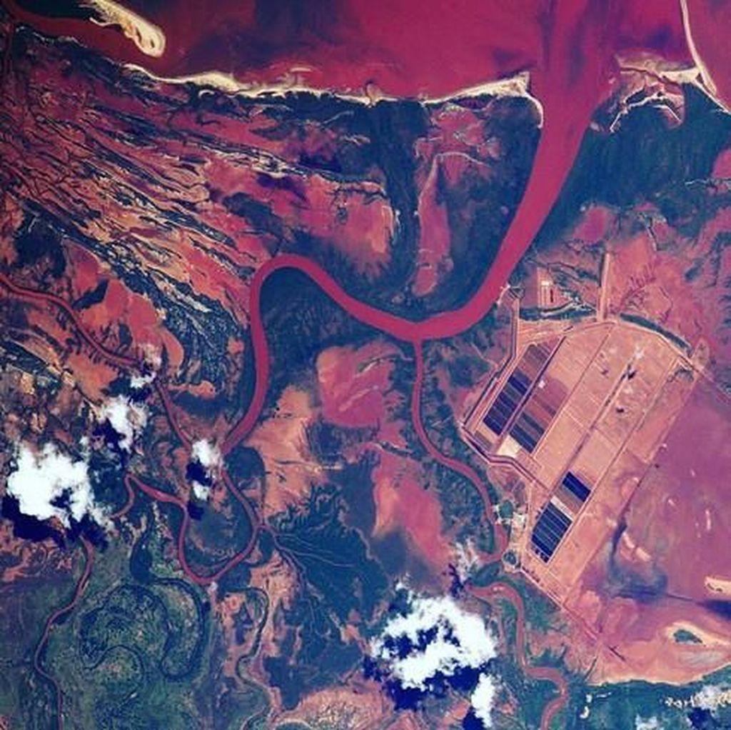 Keindahan Bumi Bisa Dinikmati di Instagram Ini