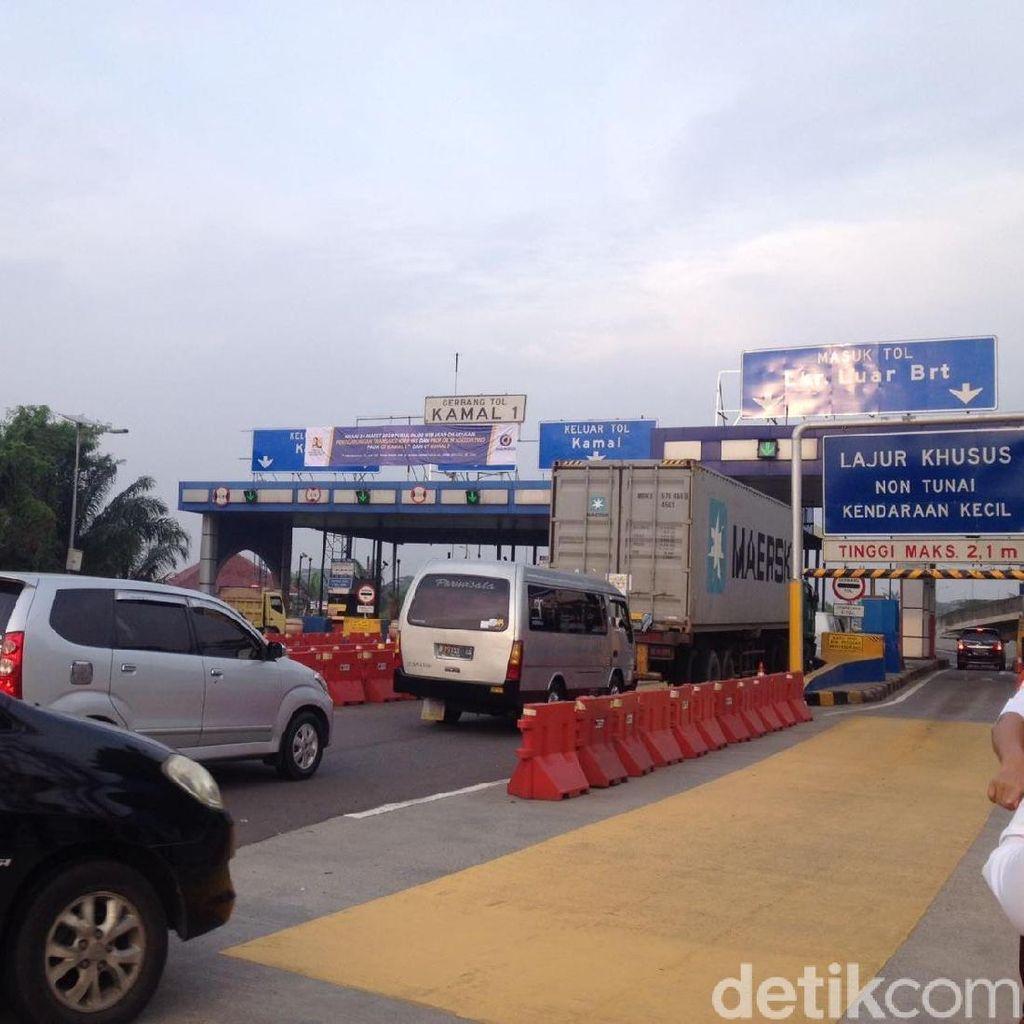 Tarif Tol Terbaru Setelah Transaksi di GT Kayu Besar Ditiadakan