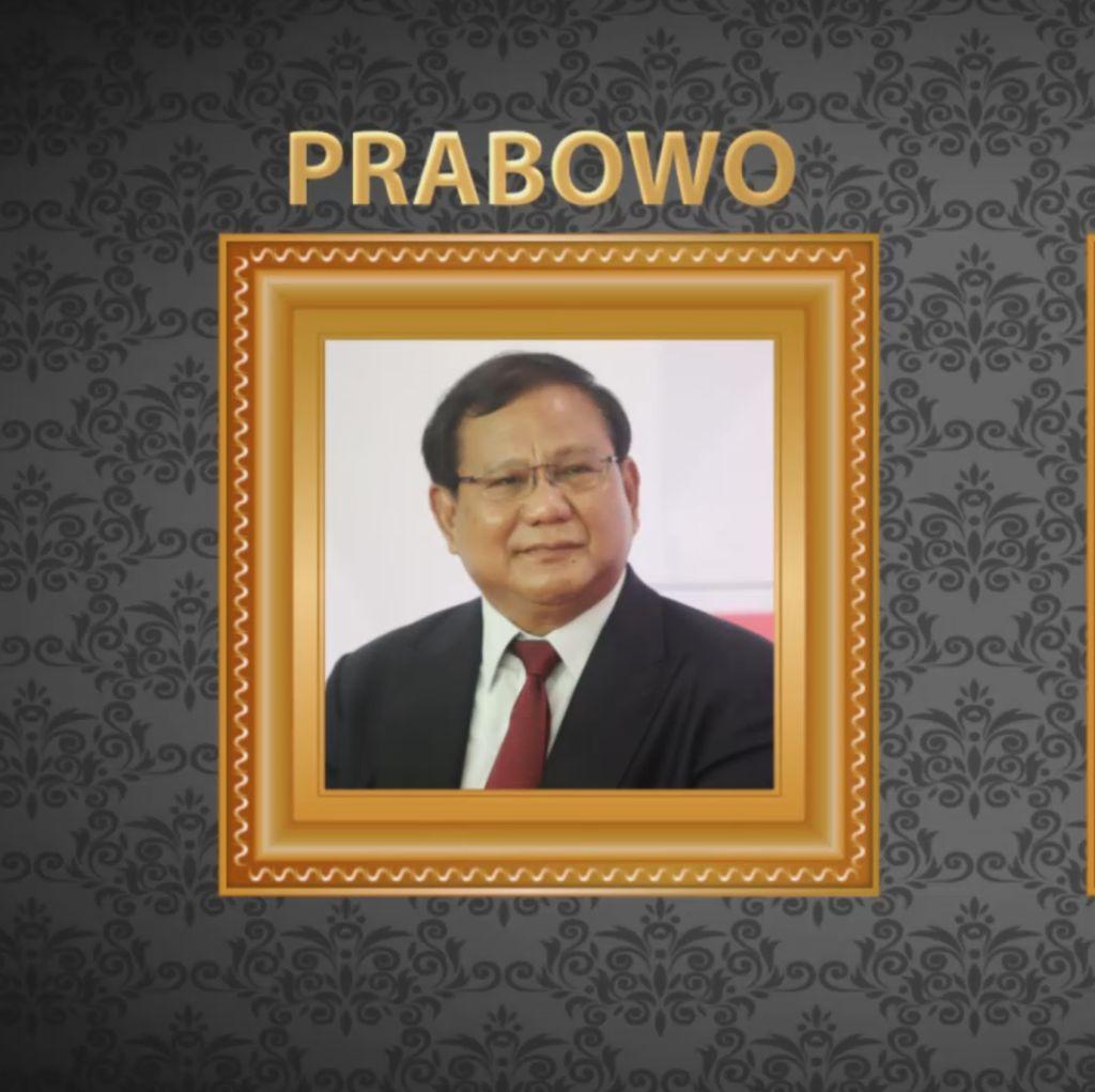 Deretan Tokoh yang Dilirik Jadi Cawapres Prabowo