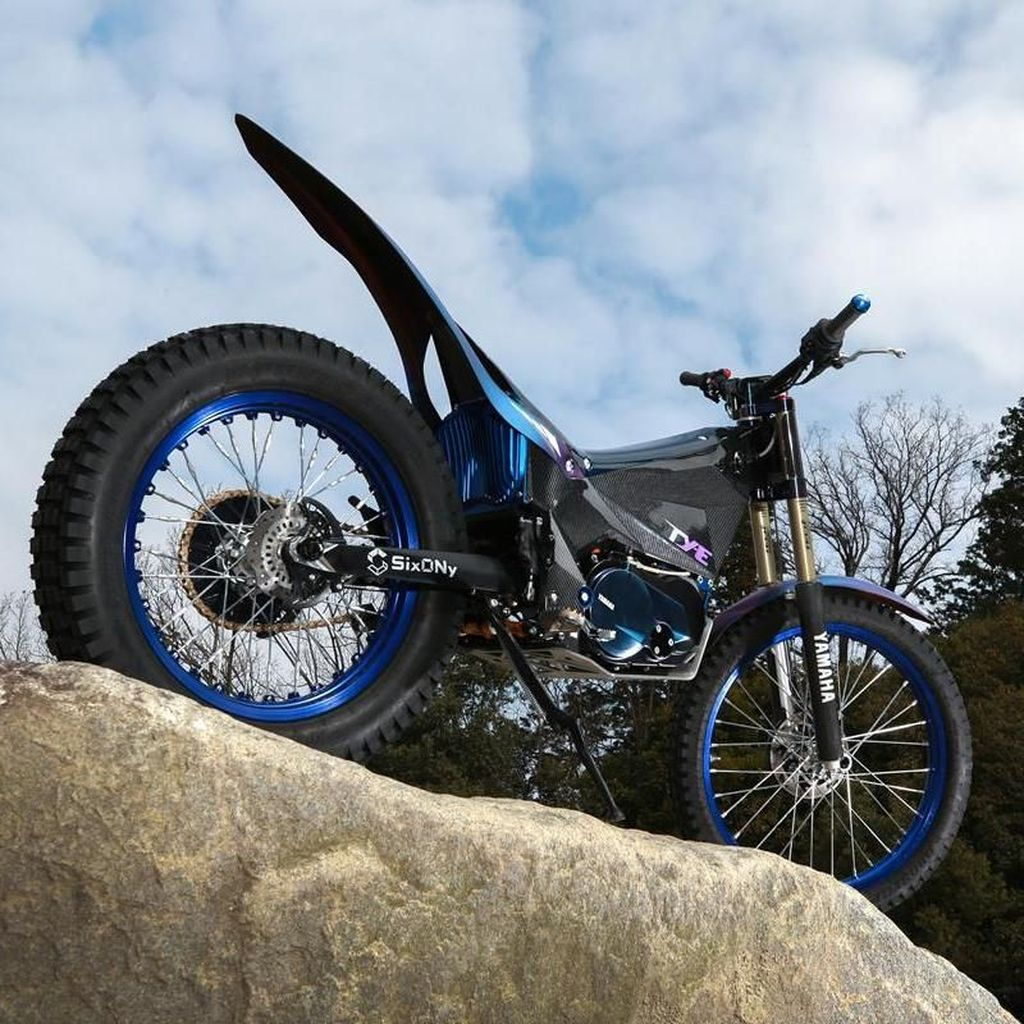 Motor Listrik Yamaha Tanpa Jok