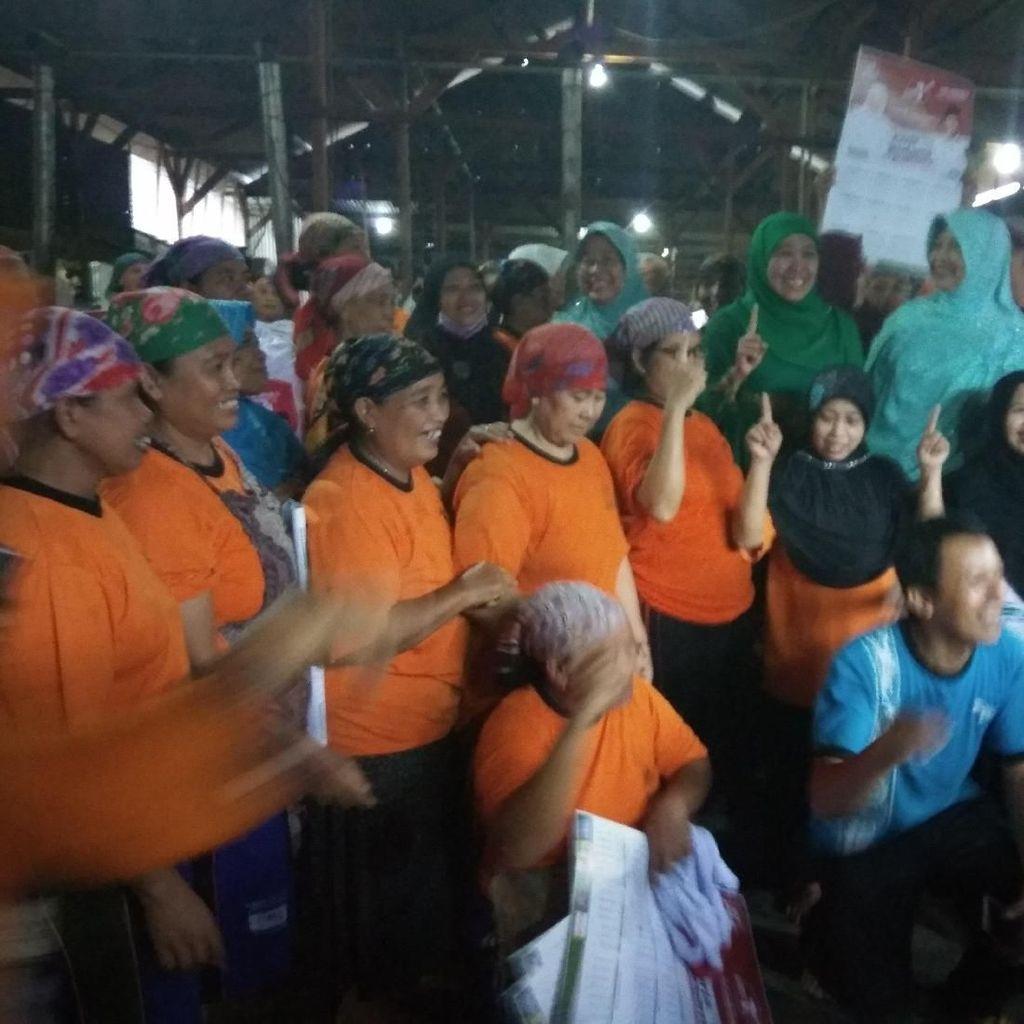 Khofifah Apresiasi Industri Padat Karya Bumbu Dapur di Tanggulangin