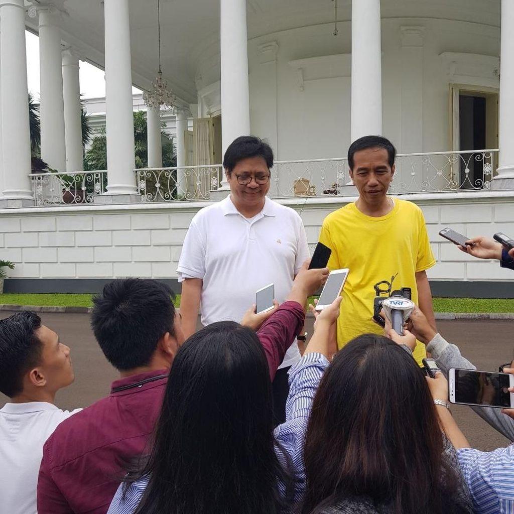 Kapan Umumkan Nama Cawapres, Jokowi?