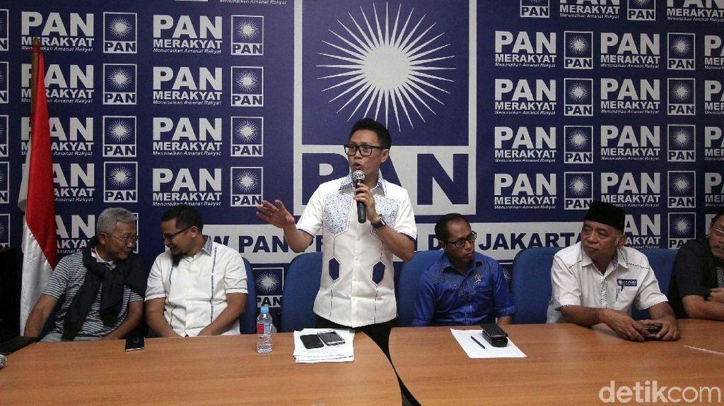 DPW PAN DKI Jakarta Gelar Pembekalan Caleg