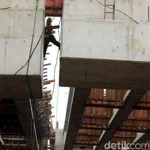 Pembangunan Tol Becakayu Kembali Berdenyut