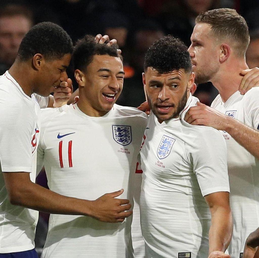 Timnas Inggris Bagus, tapi Masih Butuh Waktu untuk Menangi Piala Dunia