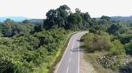 Pemerintah Bangun 2.557 Km Jalan Baru, Mayoritas di Perbatasan