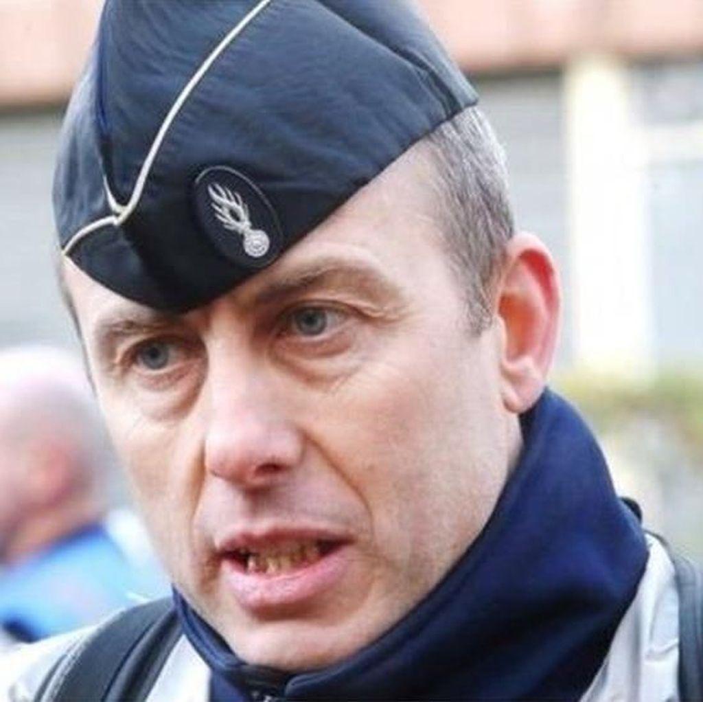 Penembakan Prancis, Polisi yang Tukar Dirinya dengan Sandera Kini Kritis