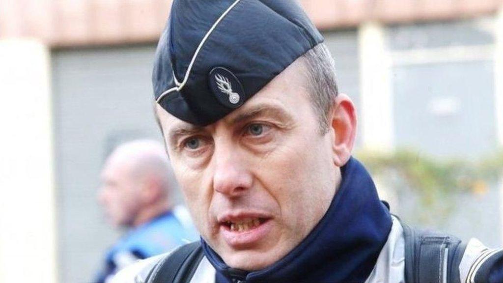 Polisi Prancis yang Tukar Dirinya dengan Sandera Telah Meninggal