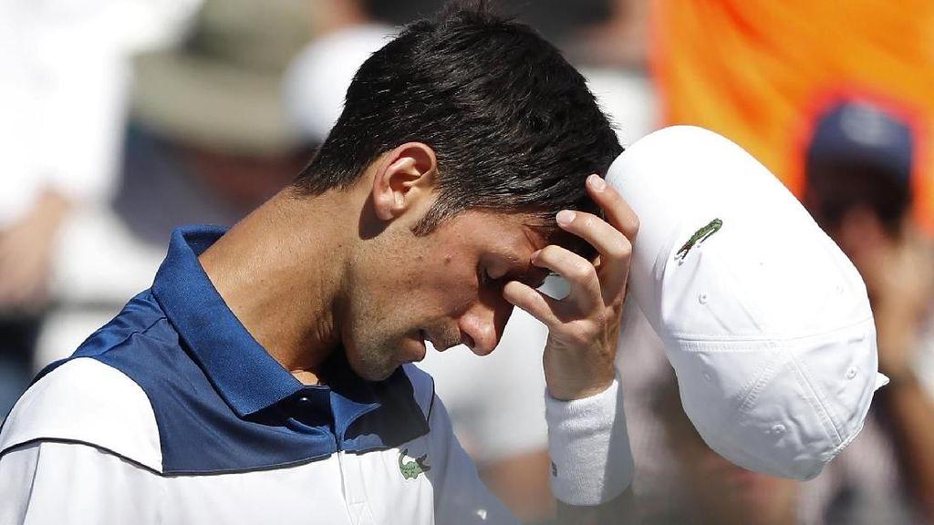 Djokovic Langsung Angkat Koper