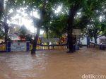 Puluhan Rumah di Palabuhanratu Kebanjiran karena Sungai Dangkal