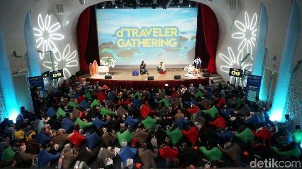 dTraveler Gathering, Acara yang Seru Banget!