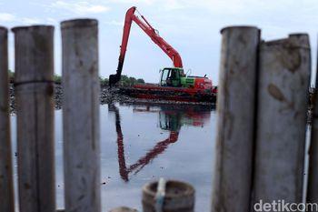 Kondisi Terkini Sampah di Teluk Jakarta