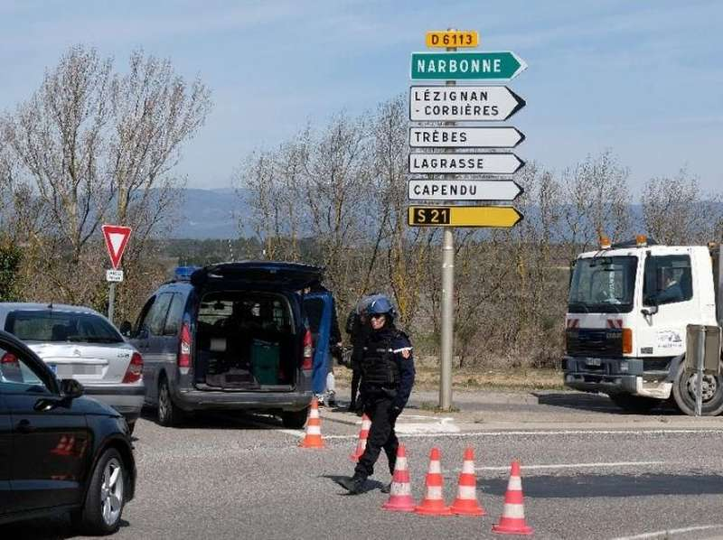 Penyanderaan di Supermaket Prancis: 3 Orang Tewas dan 16 Terluka