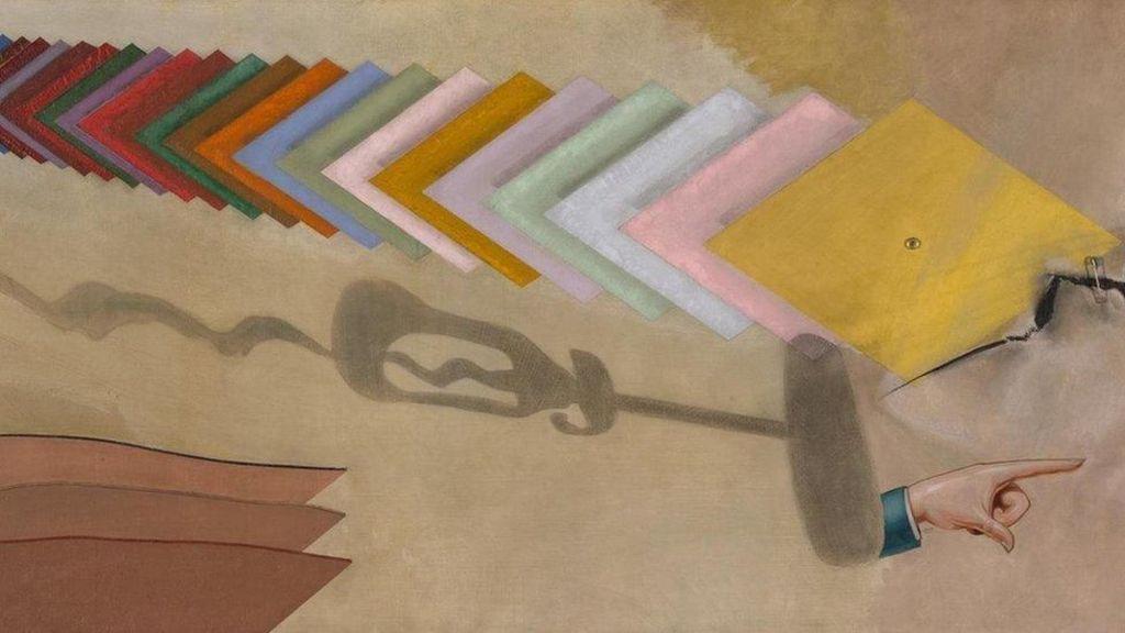 Lukisan Misterius yang Mengubah Cara Kita Melihat Warna